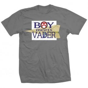Boy Meets Vader Shirt